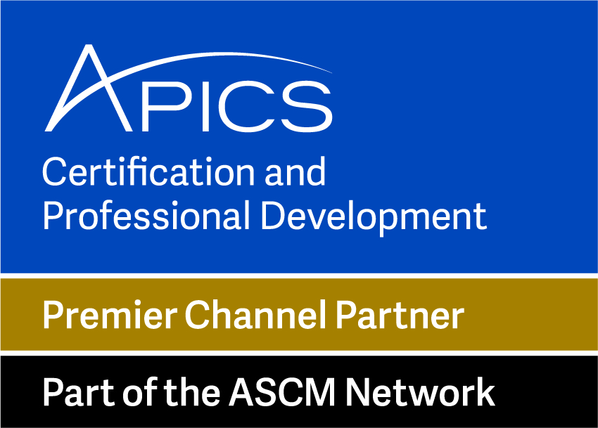APICS Premier Channel Partner Level